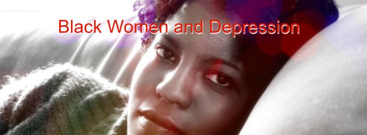Black women and depression