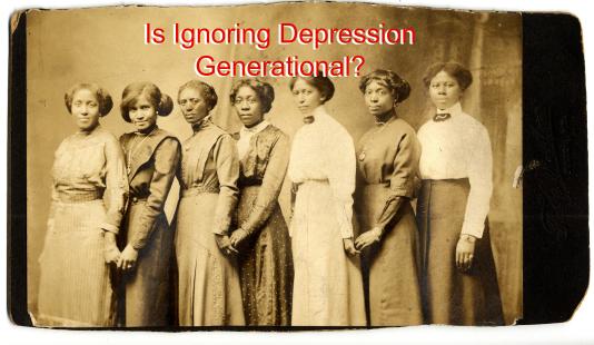 Ignoring Depression Generational