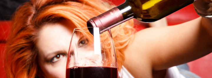 The Space Wine Occupies in Women Lives
